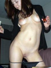sexy selftaken naked woman