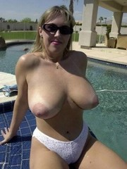 Amazing busty housewives photo collection
