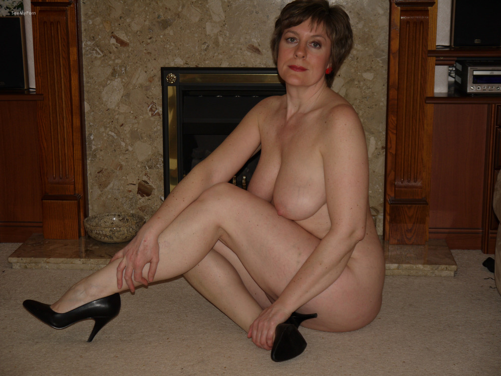 Cougar housewife stockings think