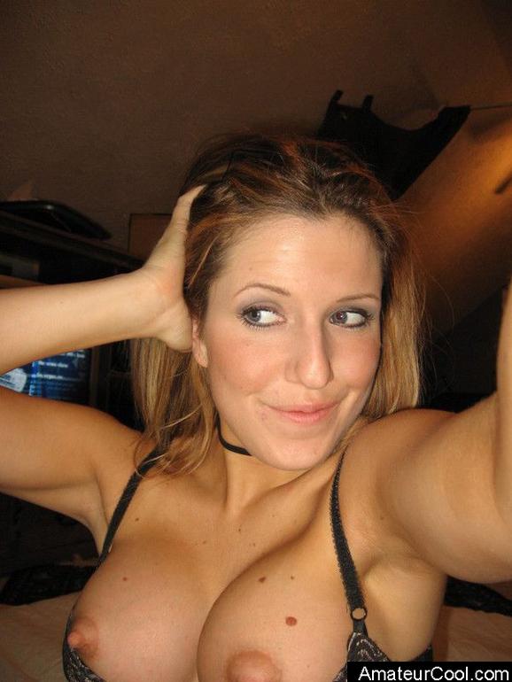 Sexy blonde slut take cock