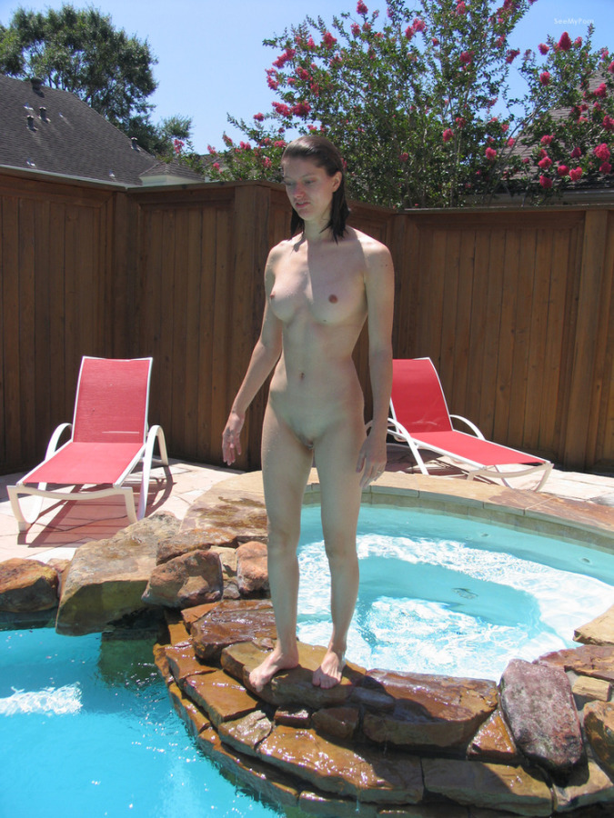 Abby winters skinny dipping
