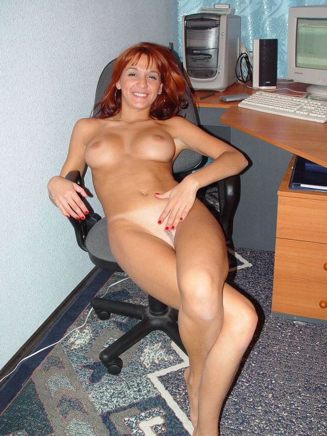 Amateur naked at work opinion