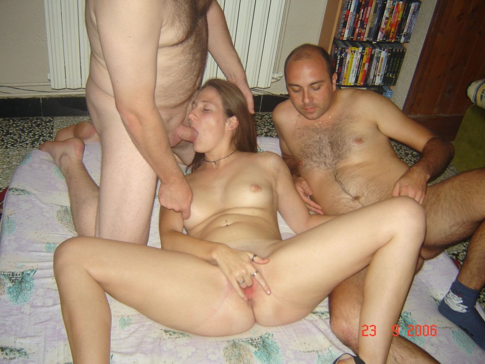 Deutsche Swinger Party