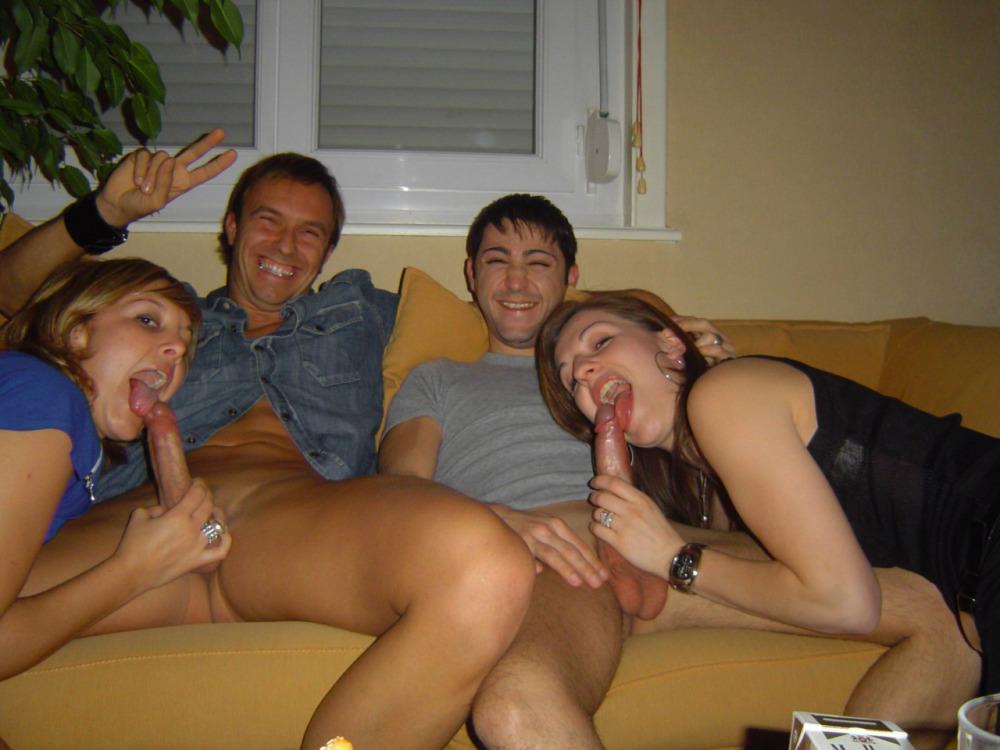 Description: Young European swingers, secret photos from private swing ...