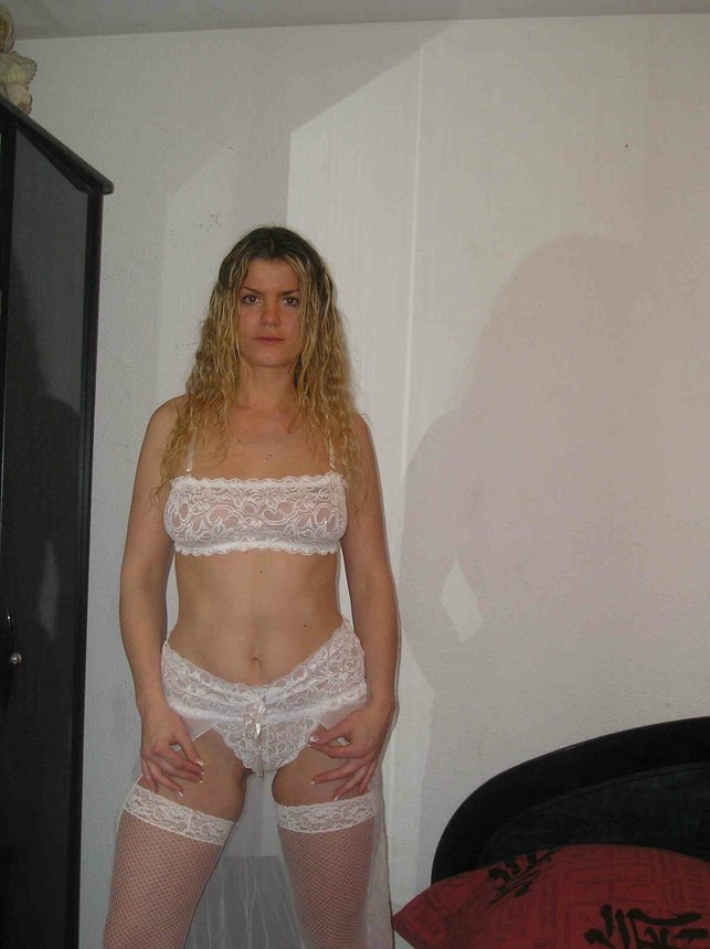 image Blonde amateur tries porn we are the law my