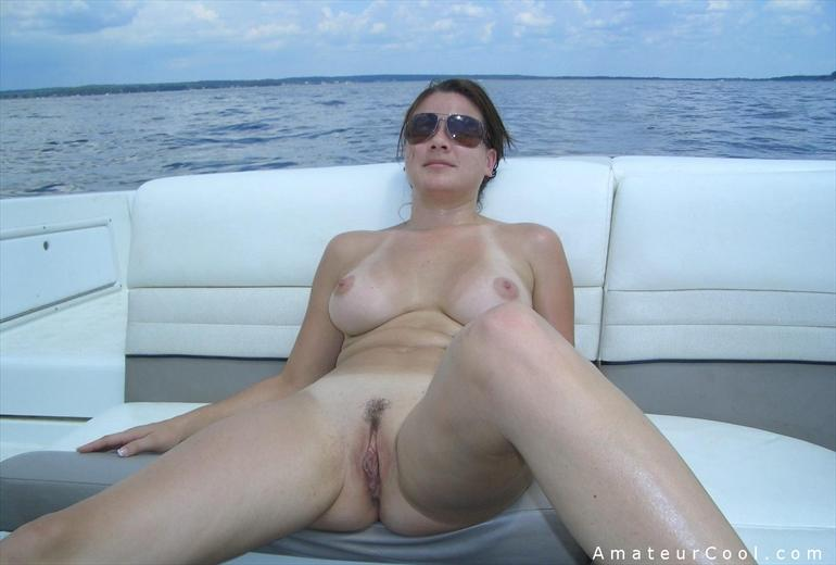 naked wives on boats