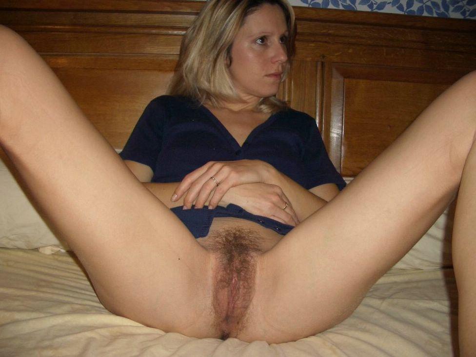 hairy wife shared