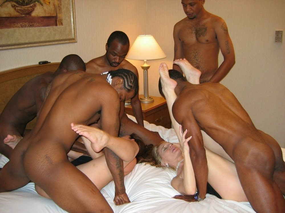 White Girls Being Fucked